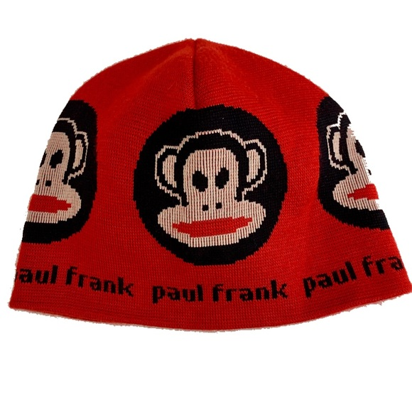 Paul Frank Monkey Beanie Hat